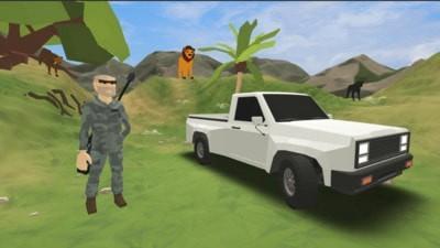 非洲草原狩猎安卓娱乐