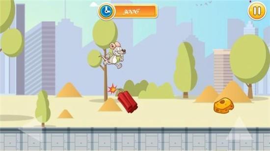 老鼠奔跑和跳跃中文版下载
