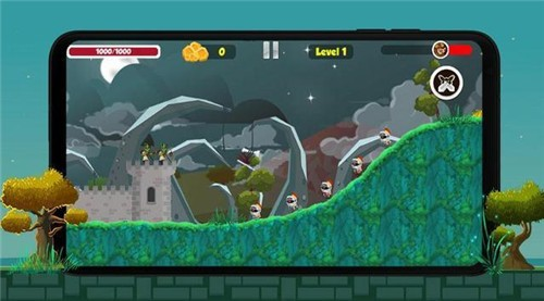 堡垒保卫战手机版安卓版下载