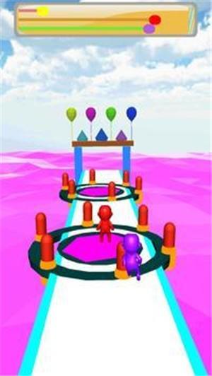 超级竞赛3D跑步安卓正式版