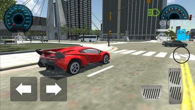 城市极速驾驶模拟器游戏官方版下载