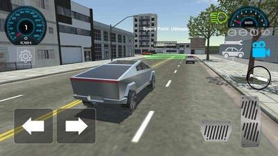 城市极速驾驶模拟器手机版官方版