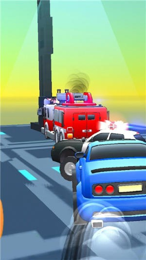 公路玩具车游戏下载