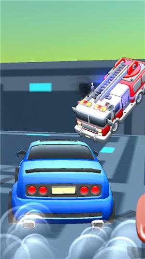 公路玩具车游戏