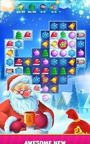 圣诞节消除3安卓