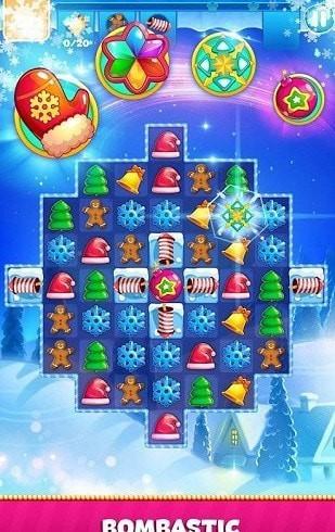 圣诞节消除3红包免费下载