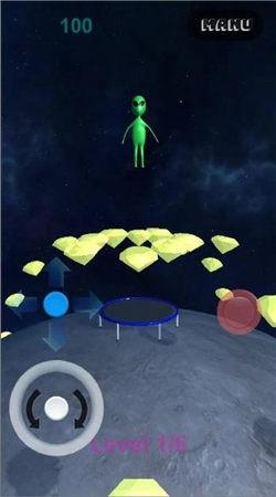 外星人蹦床安卓游戏安装