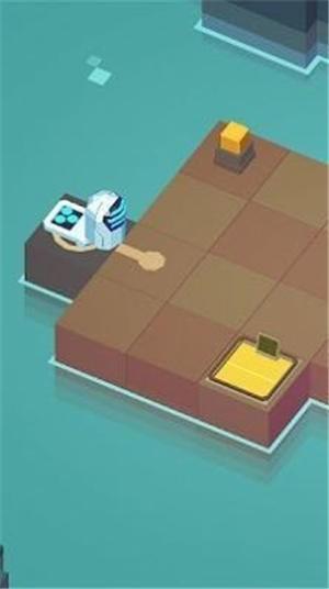 外星建设机器人无限金币版