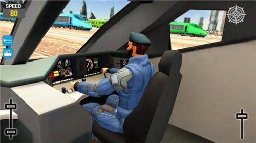 子弹头列车驾驶最新版下载