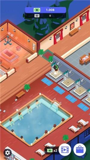 洗浴中心大亨游戏