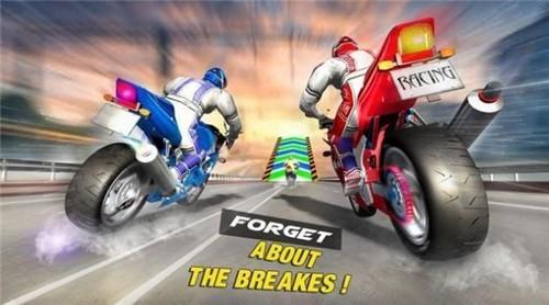 涡轮摩托赛车交通骑手官方版下载