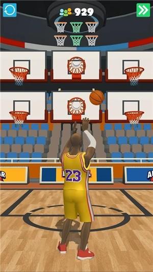 篮球人生3D游戏