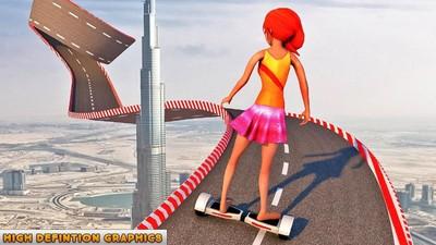 真实滑板3d游戏单机版