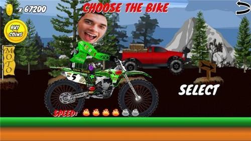 摩托车面部比赛汉化版下载