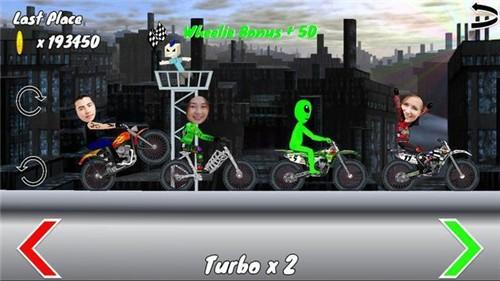 摩托车面部比赛中文汉化版