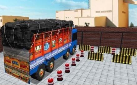 印度山地越野货车手机版