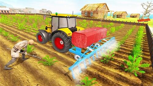 现代农场模拟器官方正版