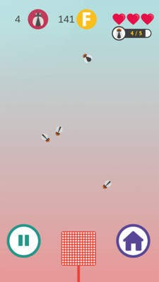 粉碎苍蝇入侵安卓最新版