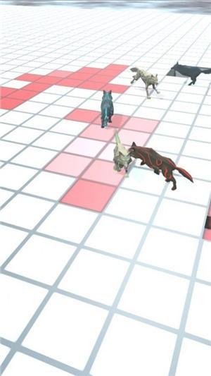 奔跑吧狼游戏中文版