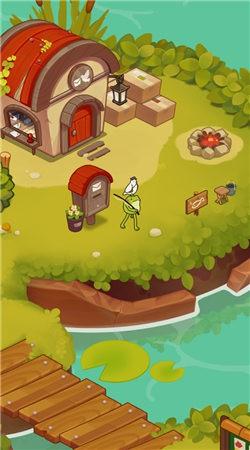 青蛙村庄中文版安卓游戏