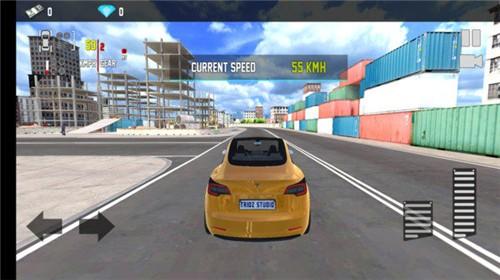 特斯拉电力车2021游戏汉化版下载