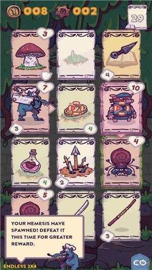 卡片猪地牢游戏