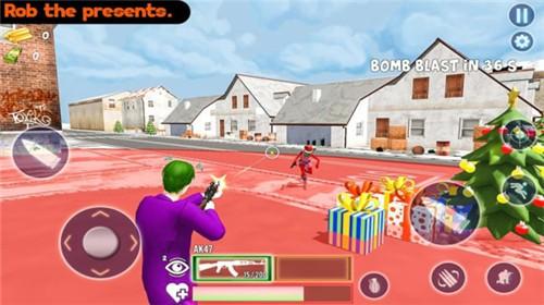 小丑抢劫模拟器游戏官方版
