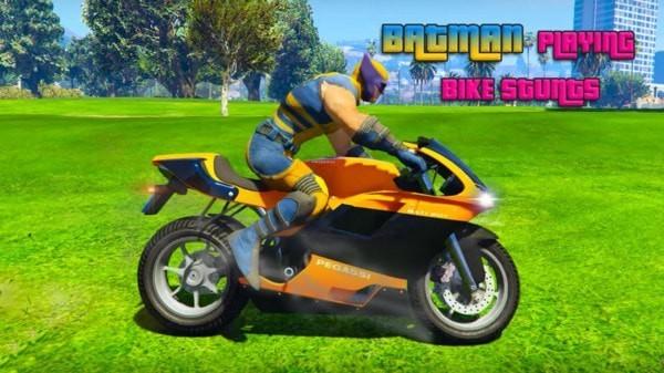 超级英雄摩托车2021