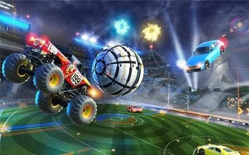 火箭车足球联赛手游安卓版