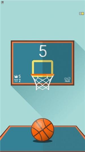 指尖篮球2020版游戏