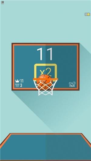 指尖篮球2020版游戏下载
