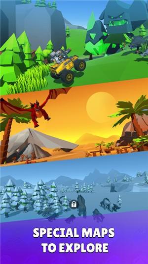 战车怪物猎人游戏免费版下载