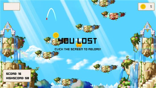 跳跃天空岛游戏苹果版下载