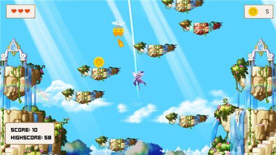 跳跃天空岛游戏苹果版