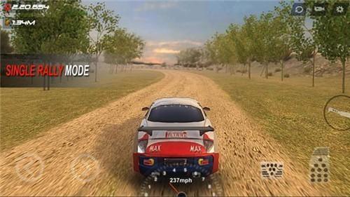 多人对抗拉力赛车官方版正式版下载