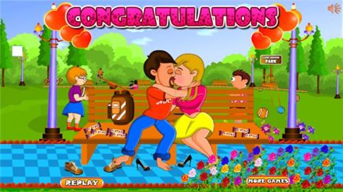 情人在公园接吻官方安卓版下载