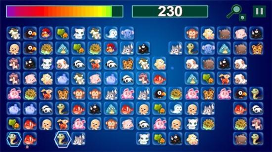 儿童动物连连看游戏下载