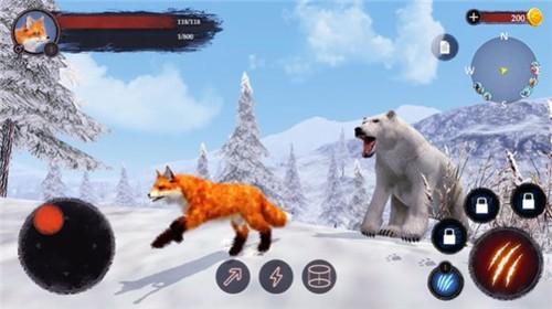 野生狐狸模拟器破解版下载