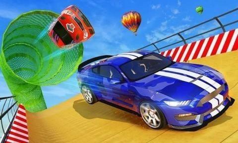 极限特技车游戏手机版