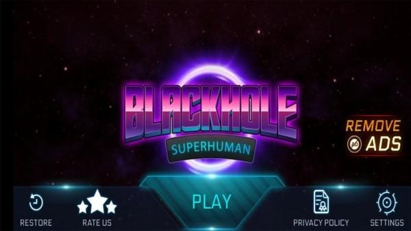 黑洞超人无限金币版