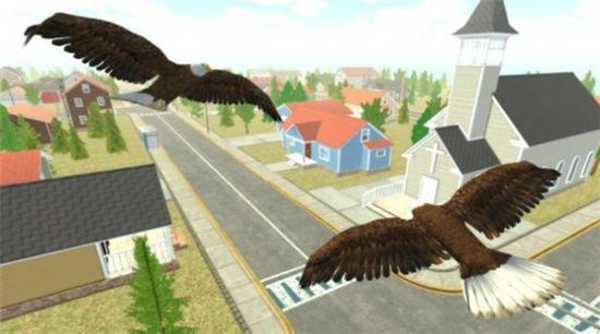 飞鹰模拟器2021完整版