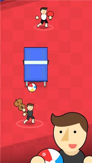 疯狂乒乓球安卓手机版下载
