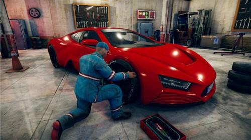 汽车机械模拟器游戏最新版