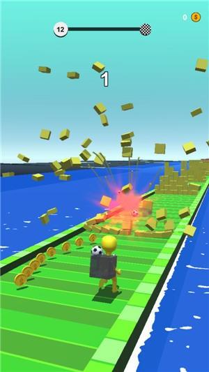 一脚粉碎游戏最新版下载