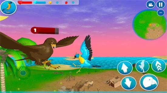 小小鹦鹉模拟器中文版