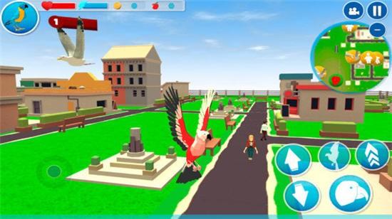 小小鹦鹉模拟器游戏