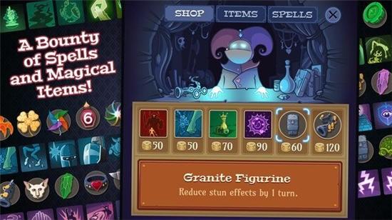 巫术纸牌游戏手机版下载