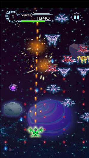 太空勇士射击安卓版