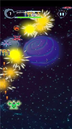 太空勇士射击最新版下载
