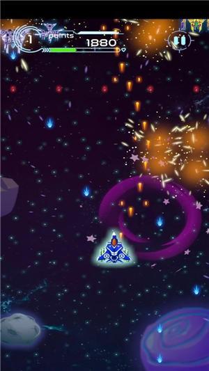 太空勇士射击最新版